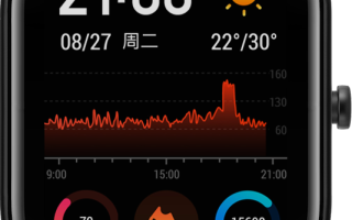 Какие характеристики часов amazfit gts?