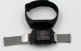 Как работает браслет xiaomi mi band 4?