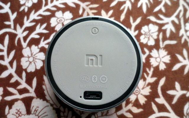 xiaomi mi bluetooth speaker mini - обзор, характеристики, отзывы