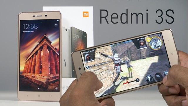 xiaomi redmi 3s - обзор, характеристики, отзывы
