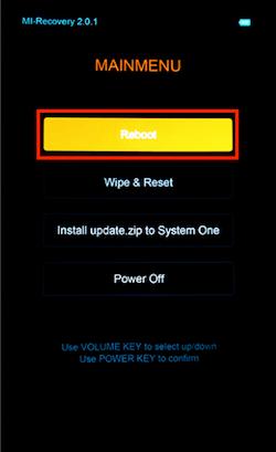 fastboot xiaomi что это такое на Андроид и как выйти из режима