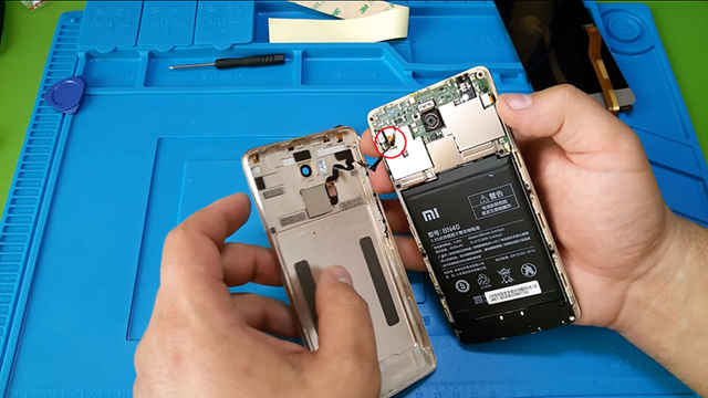 Как открыть заднюю крышку телефона xiaomi - поэтапная инструкция
