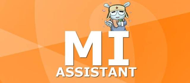 mi assistant – что это, как включить и настроить (mi Помощник)